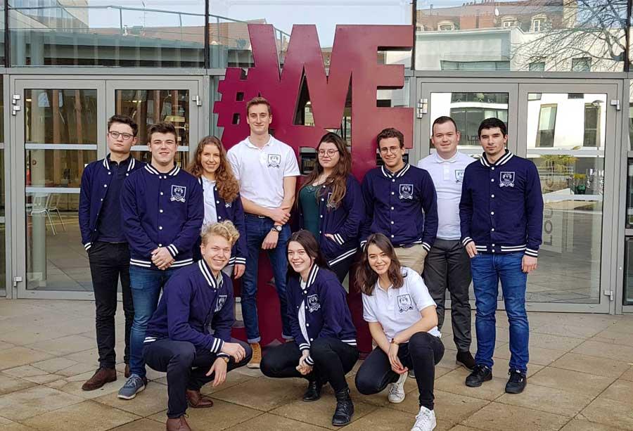 Student club Le Cercle Politique