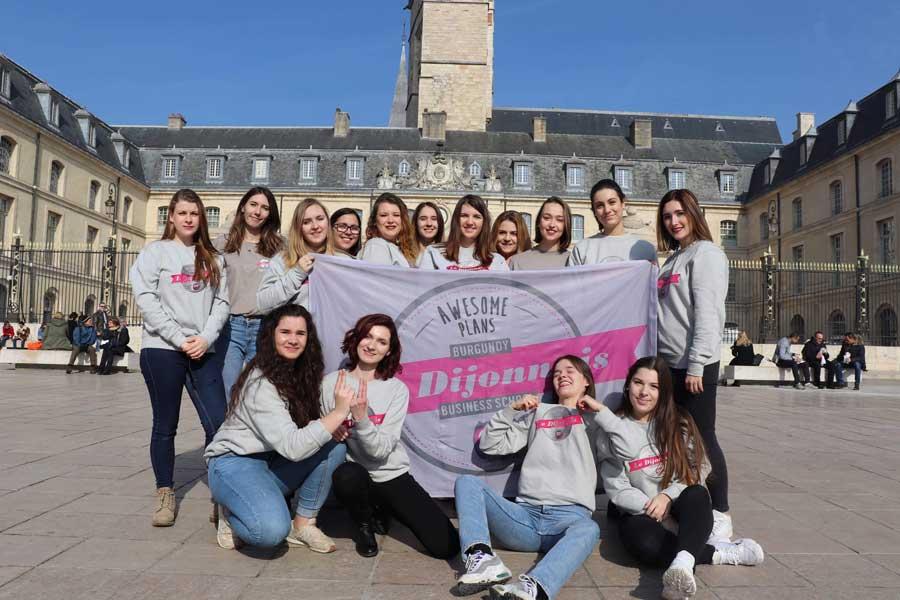 Student club Le Dijonnais