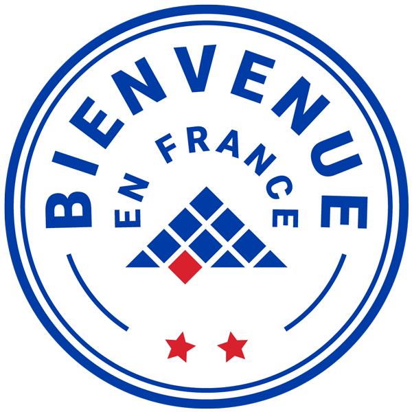 Bienvenue en France Logo