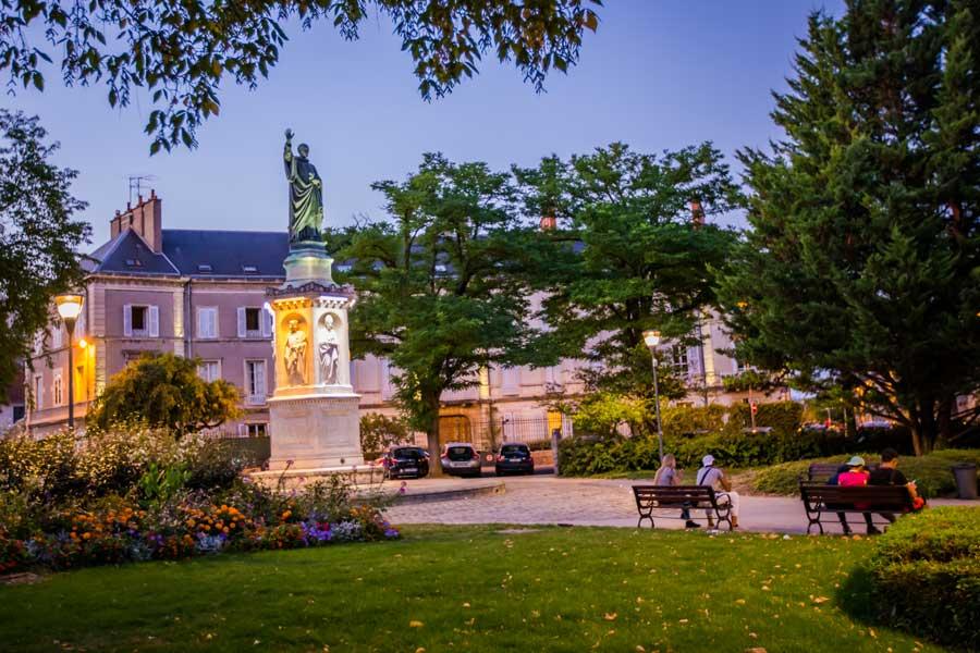 Eco friendly City Dijon