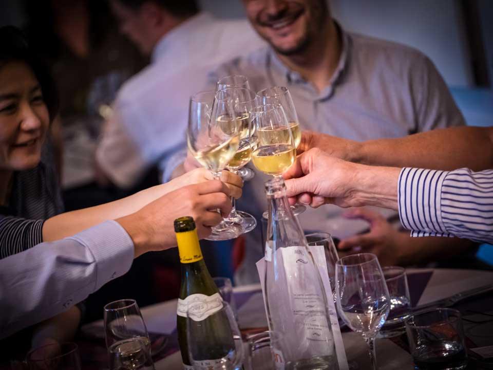 Wine Culture in Burgundy School of Business