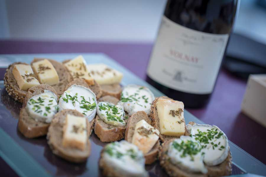 Wine and more in Burgundy