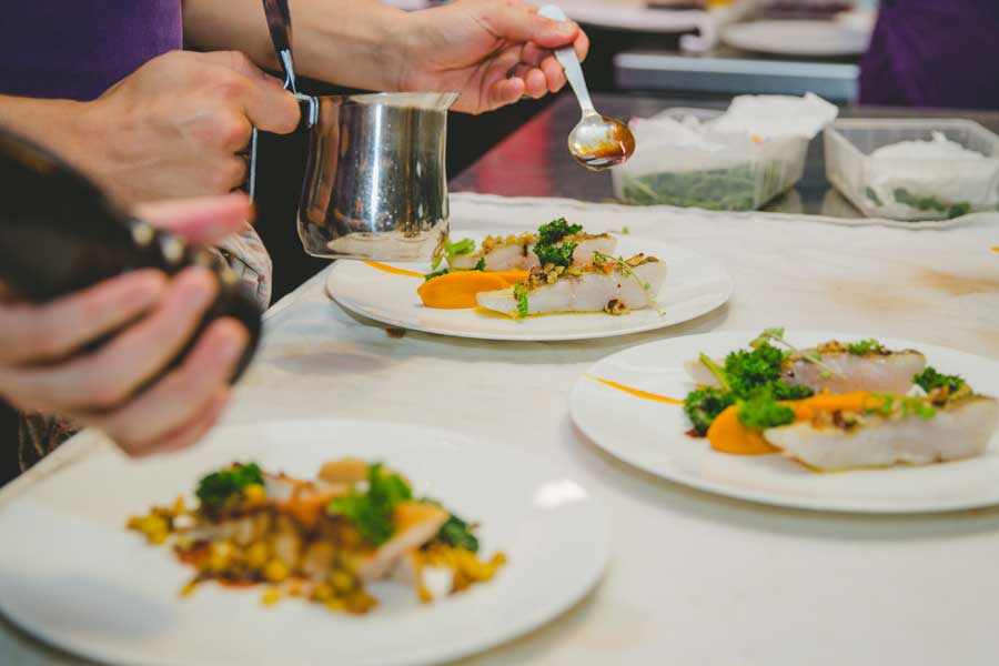 Be a foodie in Dijon